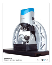 alicona 全焦点(焦点移動法)3D表面形状測定装置 精密測定機・基準原器・測定&加工ツールの専門商社 ライトハウス株式会社